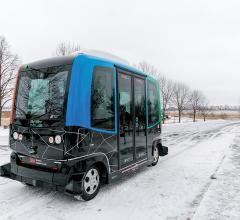 MnDOT AV tests for winter weather
