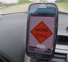University of Minnesota construction zone alert app